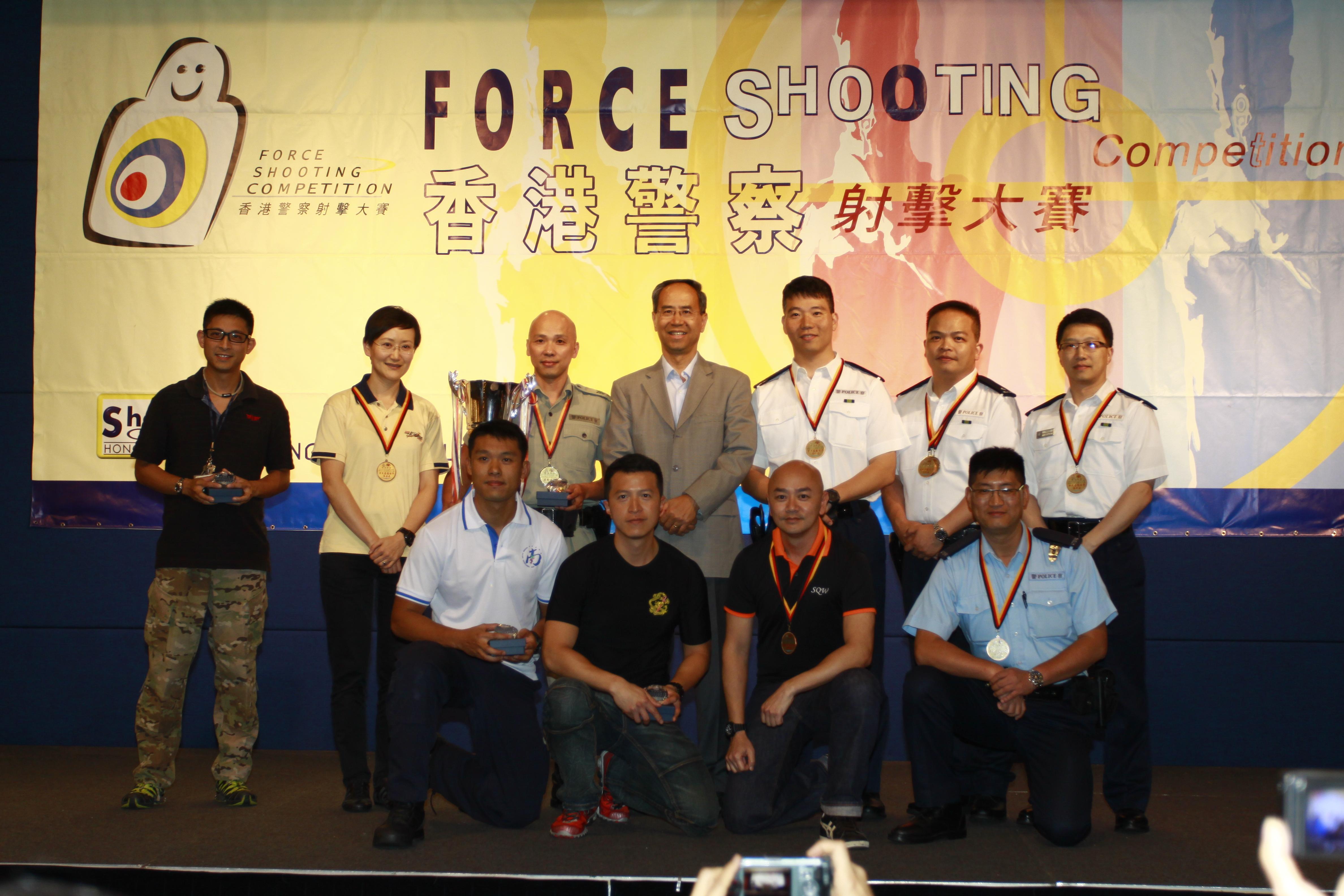 Fung Siu-Yuen Cup's Top Shooters